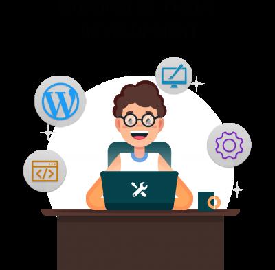 Hire WordPress Theme Developer