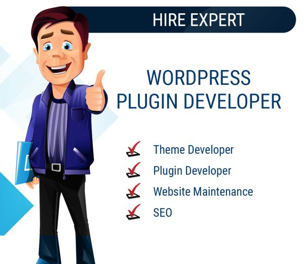 Hire WordPress Plugin Developer